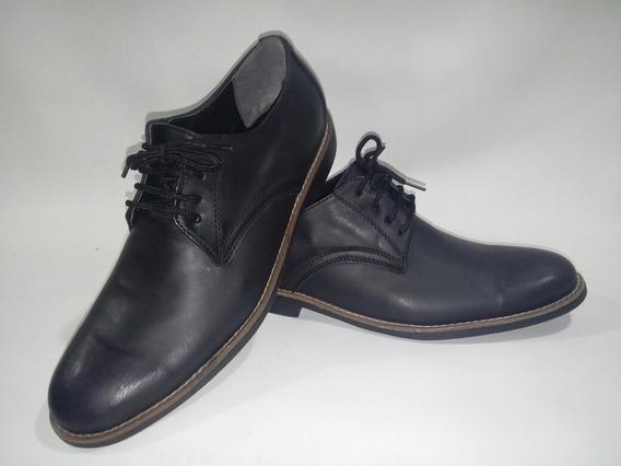 Zapatos De Vestir, Cuero, E