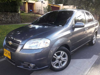 Chevrolet Aveo Emotion At 1600 Cc Aa