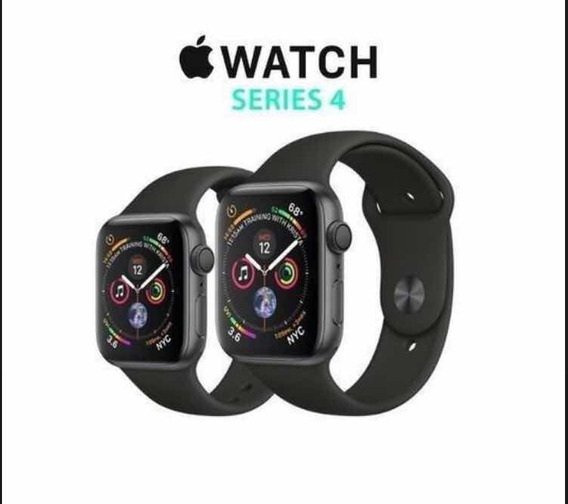 Relógio Apple Watch Série 4-44mm Novo Lacrado Original Smart