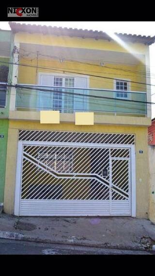 Sobrado Residencial À Venda, Jardim Almeida Prado, Guarulhos. - So0305