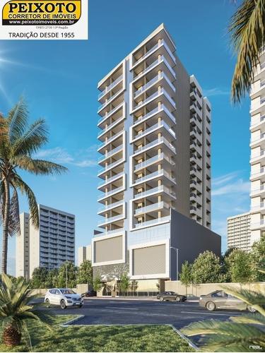Apartamento 03 E 04 Quartos De Frete Para O Mar Na Praia Do Morro - Ap01195 - 34692839