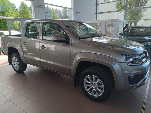 Volkswagen Amarok 0km Full Anticipo $76.600 Y Ctas Fijas M-