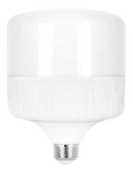 Lâmpada Led Industrial Bulbo 60w Bivolt E27 Ip20 Branco Frio
