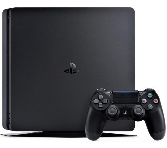 Sony Playstation 4 1thera + Juego Gratis A Elegir