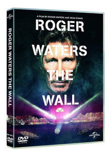 Roger Waters The Wall Sean Evans Documental Dvd