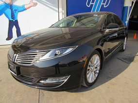 Lincoln Mkz Reserve 2013 Bluetooth Navy Piel R/a Tech/pan