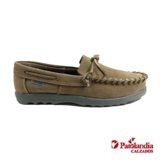 Zapatos Colegiales Vulcano Mocasín Unisex Coco N° 34/44