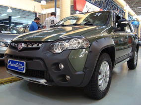 Fiat Palio Weekend Adventure 1.8 Flex 2010 Verde (completa)