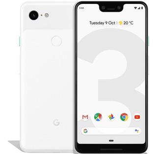 Google Pixel 3 Xl 64gb Desbloqueado Negro Blanco Not Pink