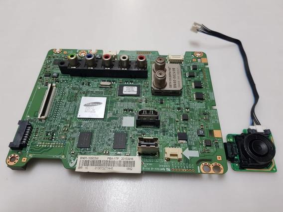 Placa Principal Samsung Un32fh4003g E Botao Power