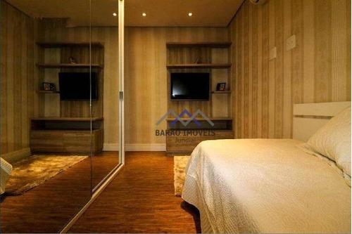 Casa À Venda, 105 M² Por R$ 532.000,00 - Jardim Das Carpas - Jundiaí/sp - Ca0846
