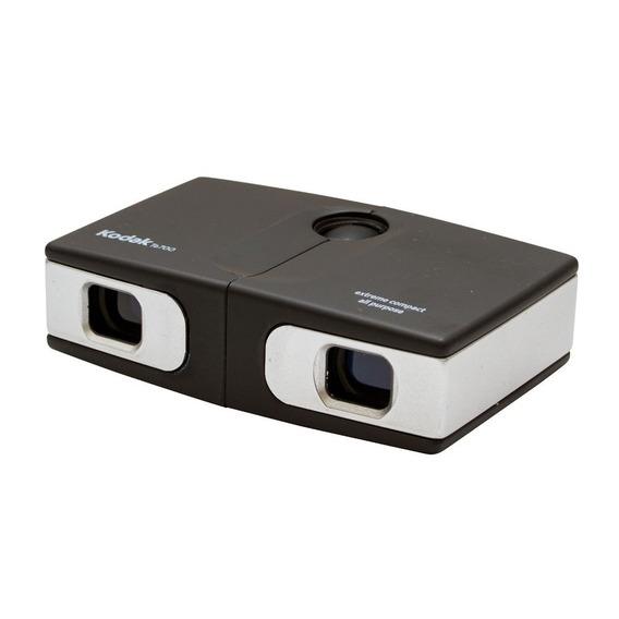 Binóculo Ultra Compacto Ampliação De 7x E Lentes 18 Mm Te700