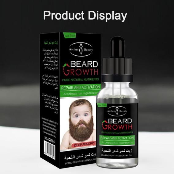 Potencializador Para O Crescimento De Barba Lei A Descrição