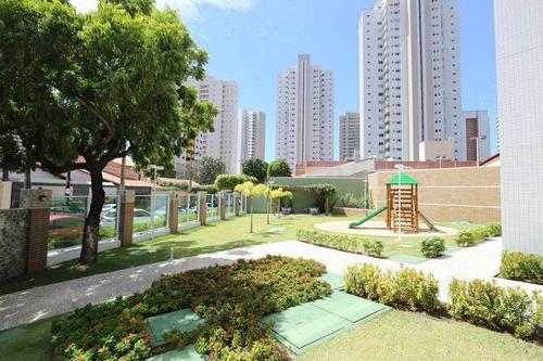 Imagem 1 de 13 de Apartamento Com 3 Dormitórios À Venda, 71 M² - Guararapes - Fortaleza/ce - Ap0092