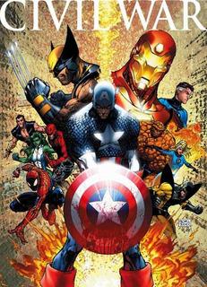 Civil War - Guerra Civil (comic Digital) Pdf