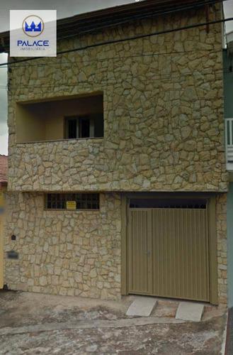 Imagem 1 de 9 de Casa Para Alugar, 125 M² Por R$ 2.000/mês - Vila Rezende - Piracicaba/sp - Ca0989