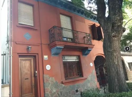 Venta Casa En Punta Carretas 8 Dorm