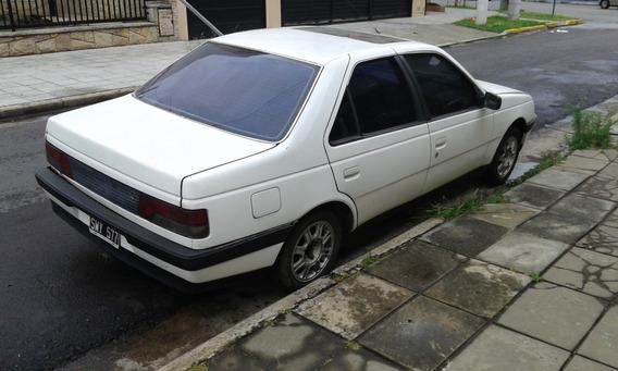 Peugeot 405 1993 Gnc.65 Lbs .. 67000 Pesos