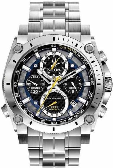 Relógio Bulova Precisionist Sport 96b175 Novo