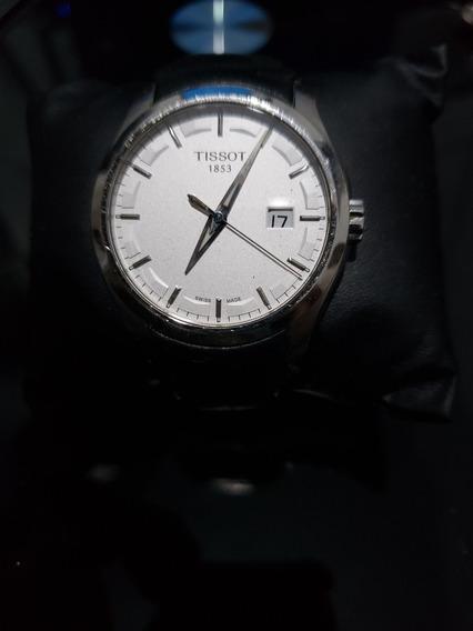 Relogio Tissot Couturier T035.410.1603100 Original Usado