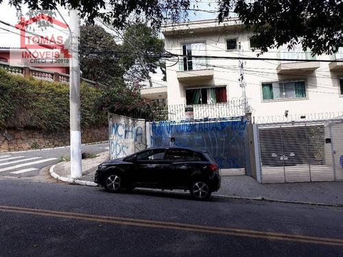 Imagem 1 de 22 de Sobrado Residencial À Venda, Jardim Vivan, São Paulo. - So1580