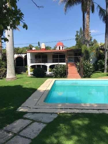 Casa Sola En Rancho Cortes / Cuernavaca - Ims-1234-cs