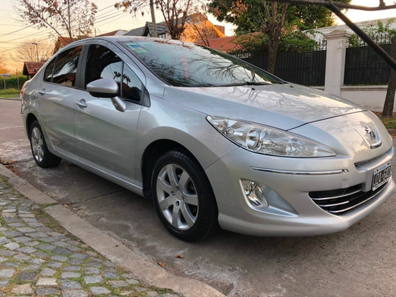 Peugeot 408 2.0 Allure Plus 143cv Tiptronic Impecable