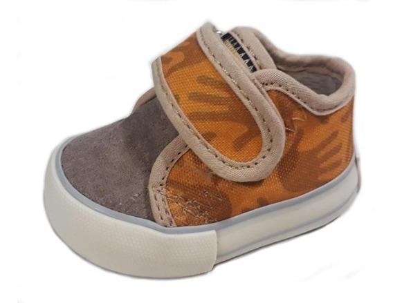 Zapatillas Con Abrojo Funny Steps Art32172 Fio Calzados