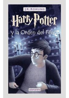 Harry Potter Y La Orden Del Fenix 5 T Dura Rowling