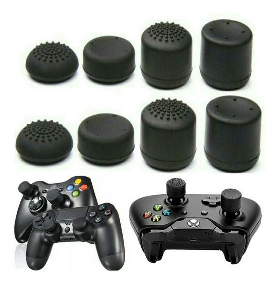 Grips - Kontrol Freak - Ps3/ps4/xbox One/360 - Kit 8 Peças