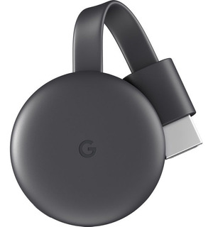 Google Chromecast 3 Smart Tv Hdmi Netflix Sin Caja Ver. Bulk