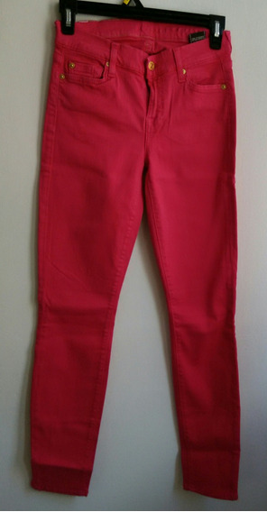 Pantalones Para Dama Marca 7 For All Mankind Originales