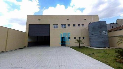 Galpão À Venda, 2200 M² - Ipiranga - São Paulo/sp - Ga0449. - Ga0449