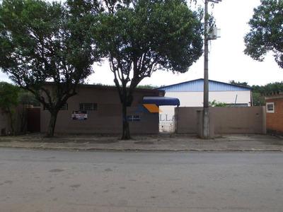 Barracão Comercial Para Locação, Jardim Santa Bárbara, Limeira. - Ba0065