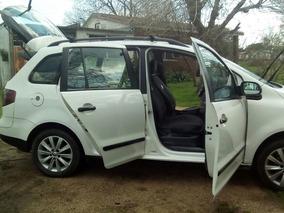 Volkswagen Suran Vendo O Permuto Por Mitsubishi L200