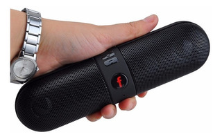 Bocina Bluetooth Radio Portatil Microsd Mp3 Servicio A Domic