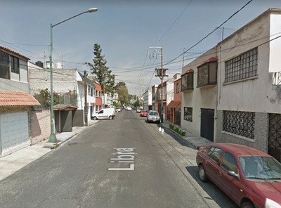 Bonita Casa En Venta En Prado Churubusco No Creditos