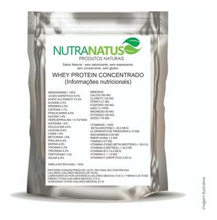 Whey Protein Puro Importado Eua 2kg + Brinde