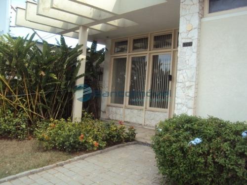Imagem 1 de 30 de Casa Para Alugar Jardim Chapadão, Casa Para Alugar Em Campinas - Ca02135 - 34355134
