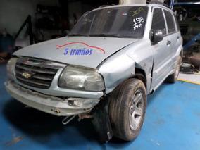 Sucatas Vendas Peças Gm Tracker 2.0 Gasolina 2008 5 Irmãos