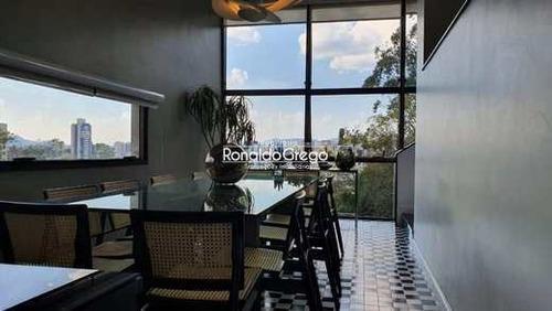 Apartamento Á Venda 4 Dorms, Sumaré, São Paulo - R$ 2.8 Mi - V3007