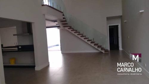 Casa Com 4 Dormitórios À Venda, 280 M² Por R$ 2.100.000,00 - Jardim Alvorada - Marília/sp - Ca0308
