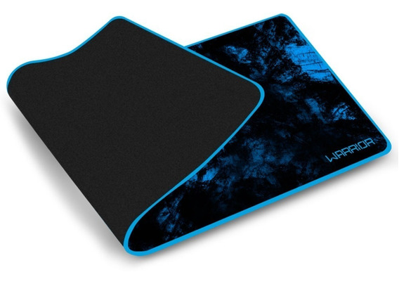 Base Para Mouse E Teclado Gamer Azul