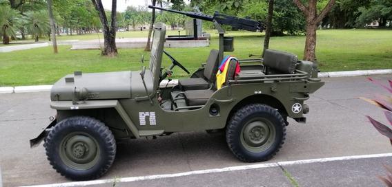Jeep Willys Minhuerra
