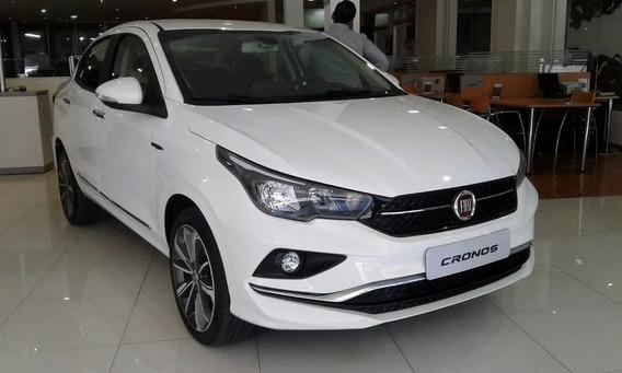 Fiat Cronos 0km Retira Con $90.000 Gastos Bonificados X-