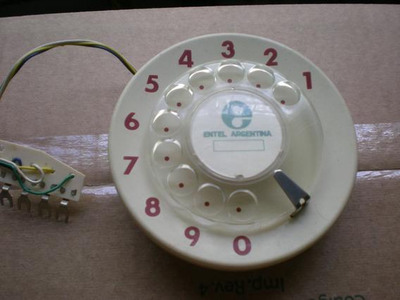 Telefonos Antiguos Disco Para Telefono Publico