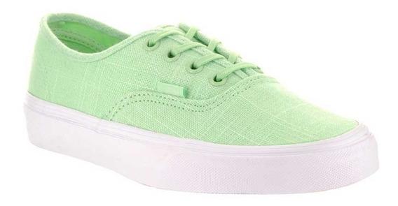 Tenis Vans Authentic Patina Green
