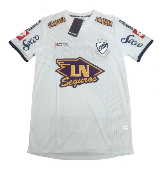 Camiseta Quilmes Lotto 2016