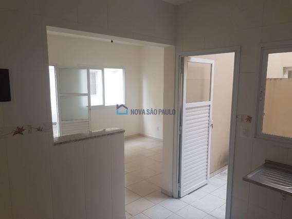 Sobrado Em Condomínio Vila Império, 2 Dormitórios, Novo, Pronto, 2 Vagas Cob, A 400m Da Av. Cupecê - Bi27201