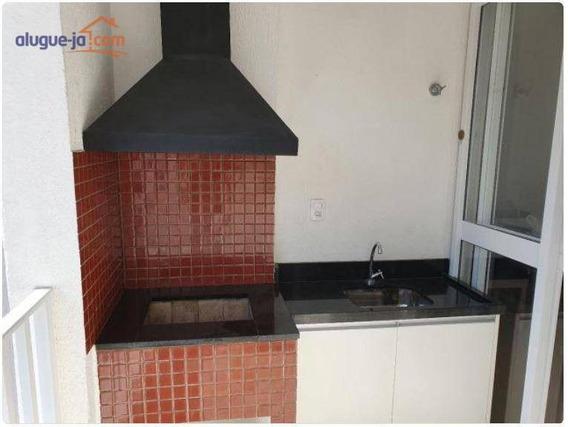 Apartamento Com 2 Dormitórios Para Alugar, 52 M² Por R$ 1.530/mês - Urbanova - São José Dos Campos/sp - Ap7300